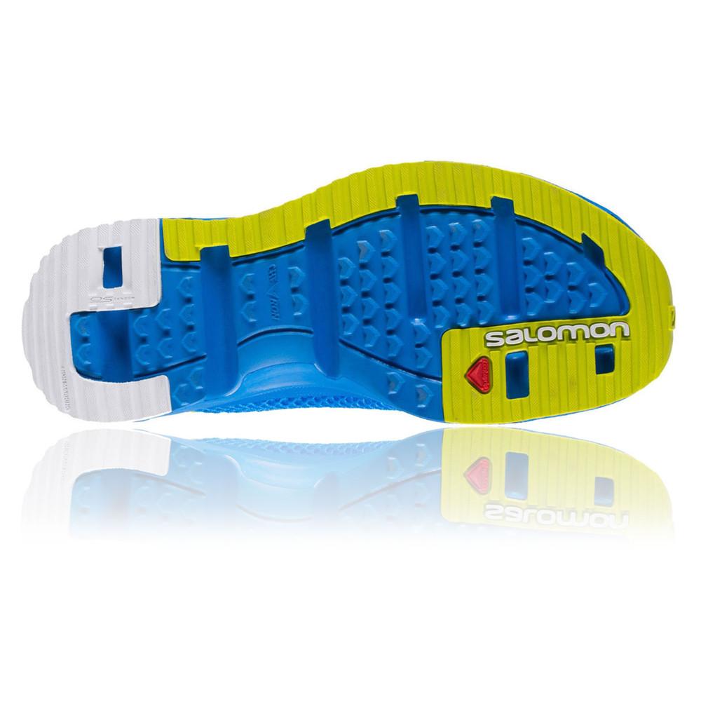 salomon rx slide 3 0 mens green blue walking running. Black Bedroom Furniture Sets. Home Design Ideas