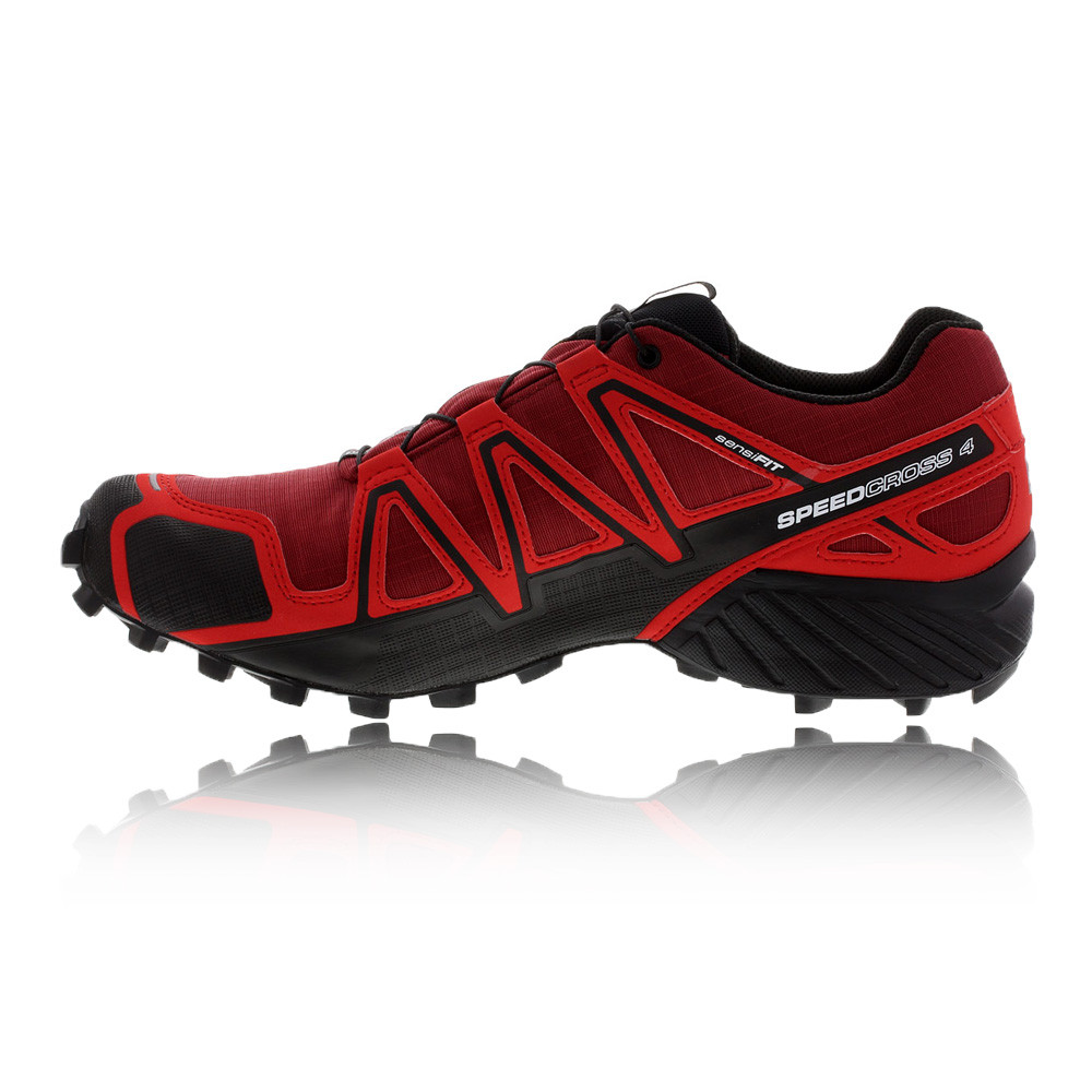 salomon speedcross 4 gore tex herren laufschuhe jogging. Black Bedroom Furniture Sets. Home Design Ideas