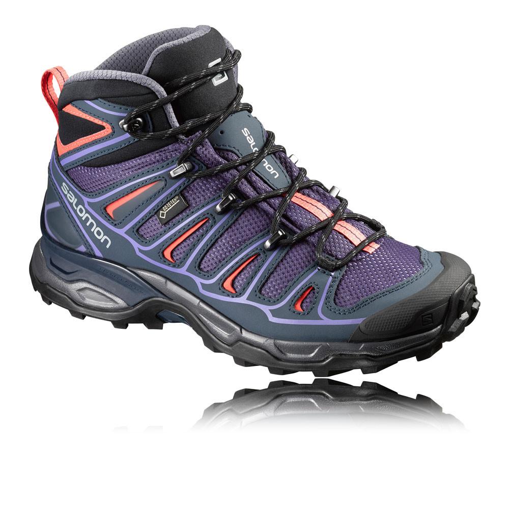 Salomon Waterproof Trail Shoes Womens