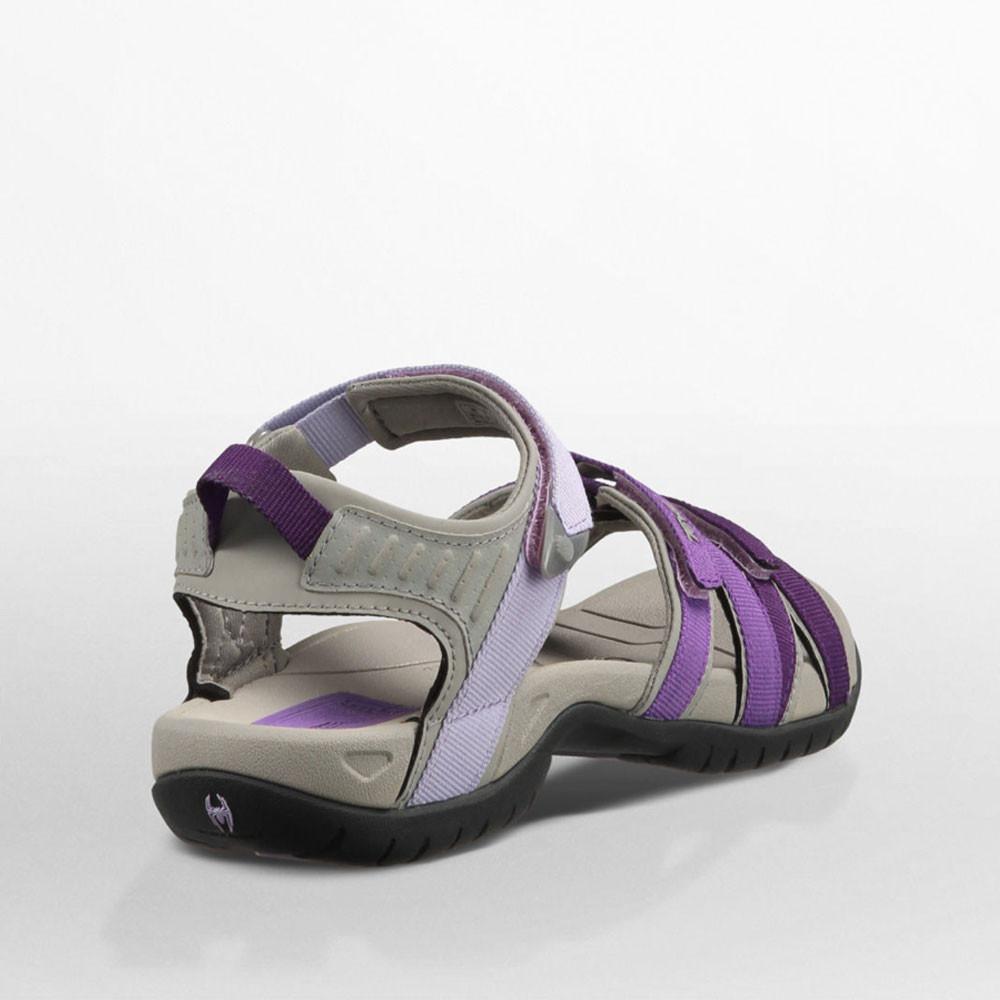 teva tirra damen trekkingsandalen outdoor sandalen sommer wanderschuhe lila ebay. Black Bedroom Furniture Sets. Home Design Ideas