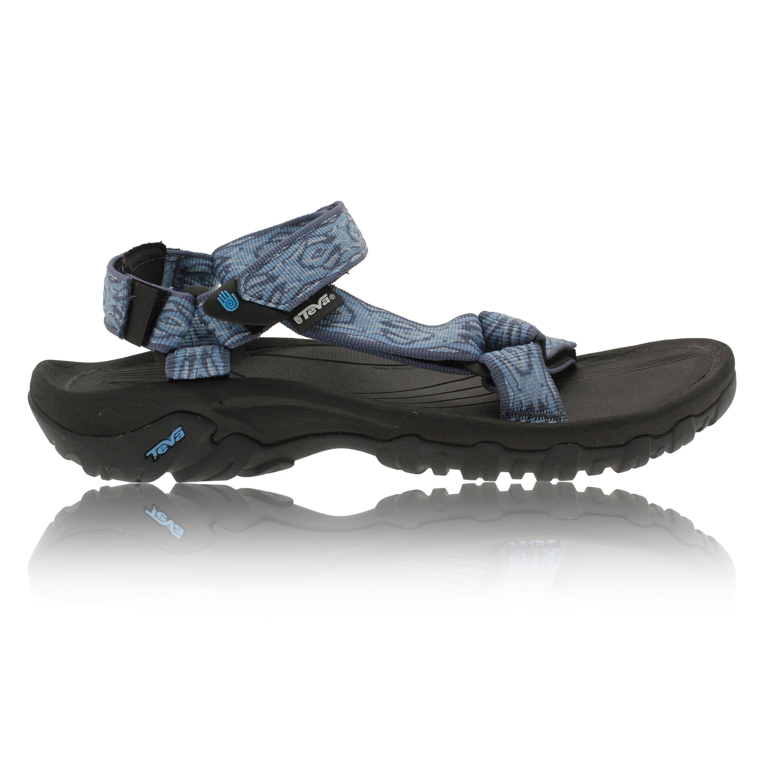 teva hurricane xlt damen trekkingsandalen wanderschuhe sandalen schwarz blau ebay. Black Bedroom Furniture Sets. Home Design Ideas