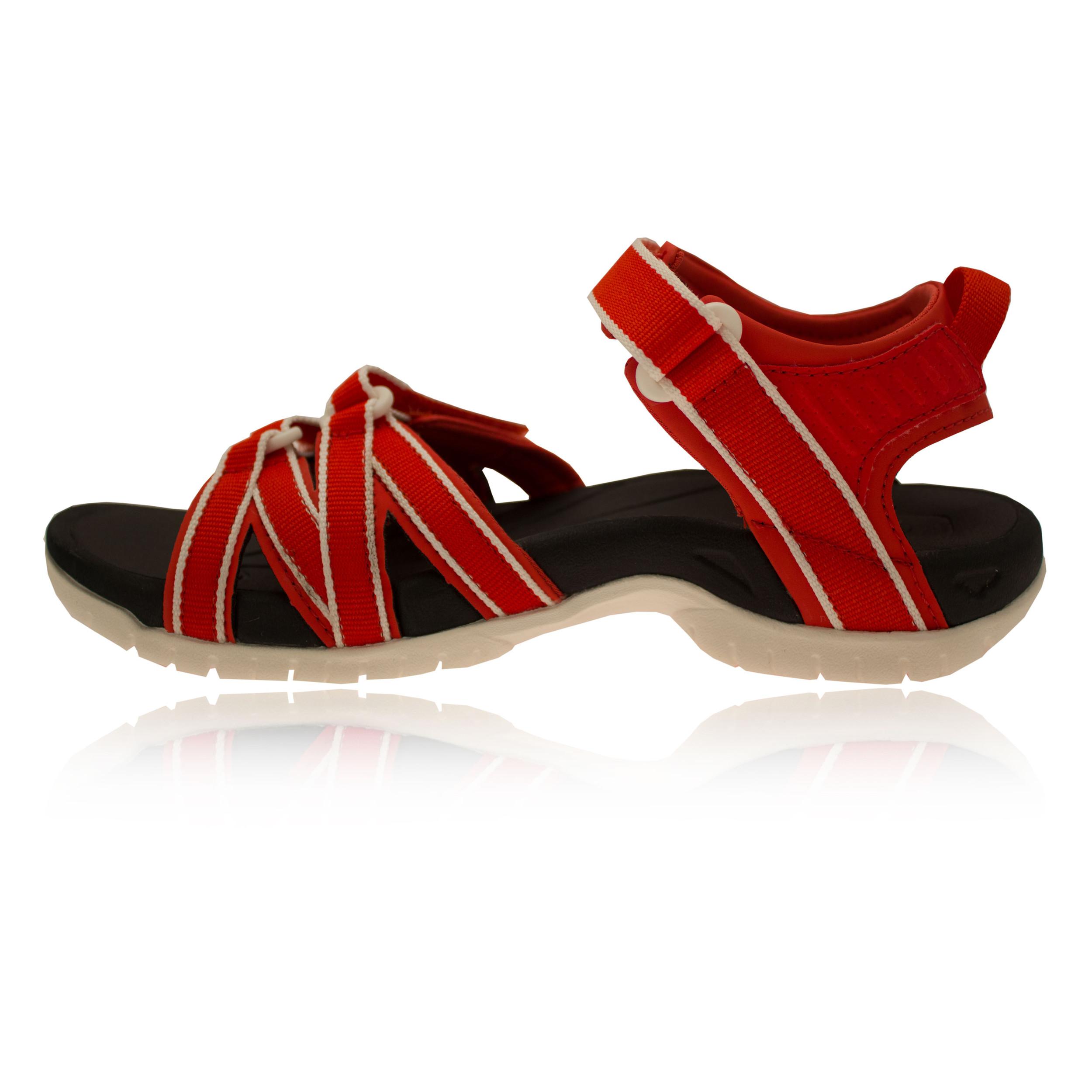 teva tirra damen trekkingsandalen wanderschuhe outdoor sommer sandalen orange ebay. Black Bedroom Furniture Sets. Home Design Ideas
