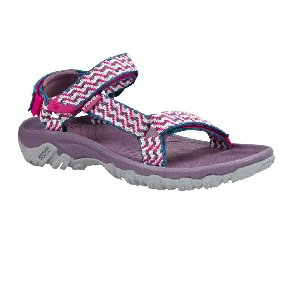 teva hurricane xlt damen trekkingsandalen wanderschuhe outdoor sandalen lila ebay. Black Bedroom Furniture Sets. Home Design Ideas