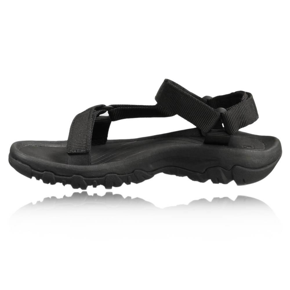 Popular Teva Tirra Leather Womens Black Strap Walking Outdoors Sandals Summer Shoes | EBay