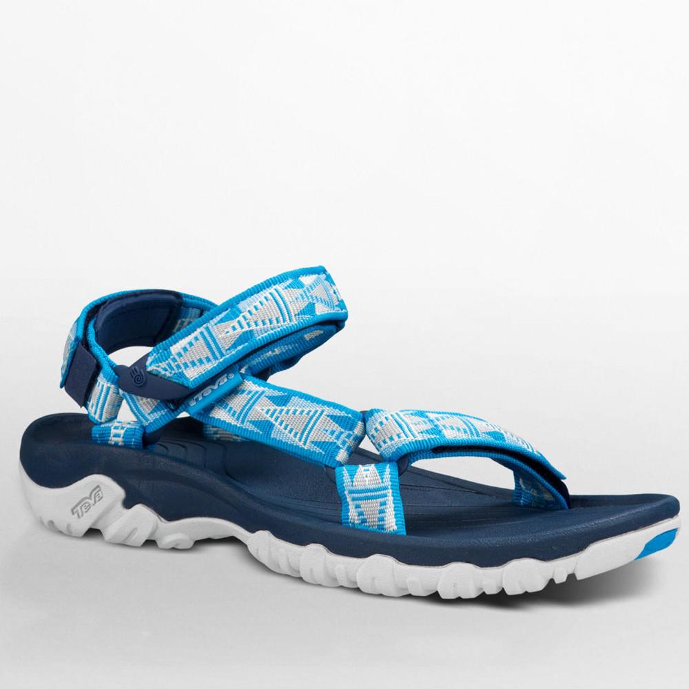 teva hurricane xlt damen trekkingsandalen wanderschuhe outdoor sandalen blau ebay. Black Bedroom Furniture Sets. Home Design Ideas