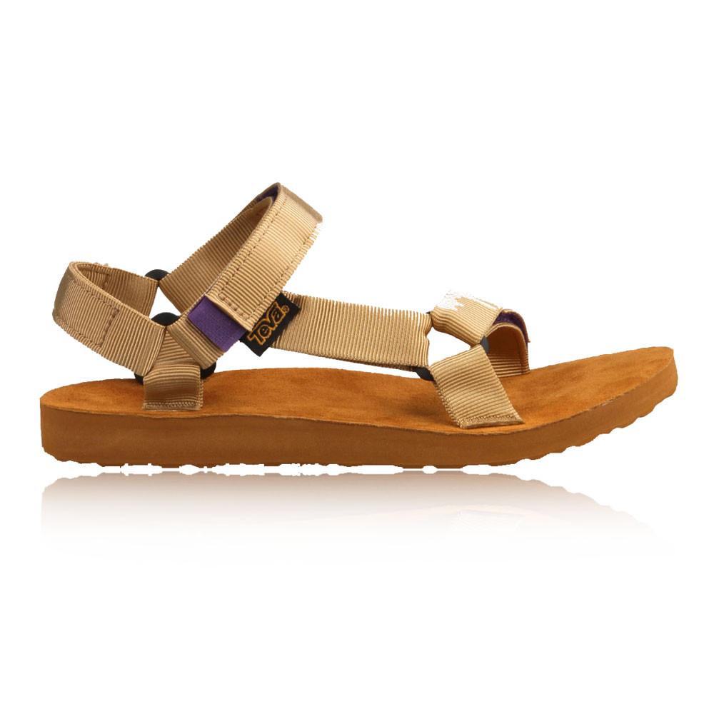 teva original universal damen trekkingsandalen wanderschuhe sport sandalen beige ebay. Black Bedroom Furniture Sets. Home Design Ideas