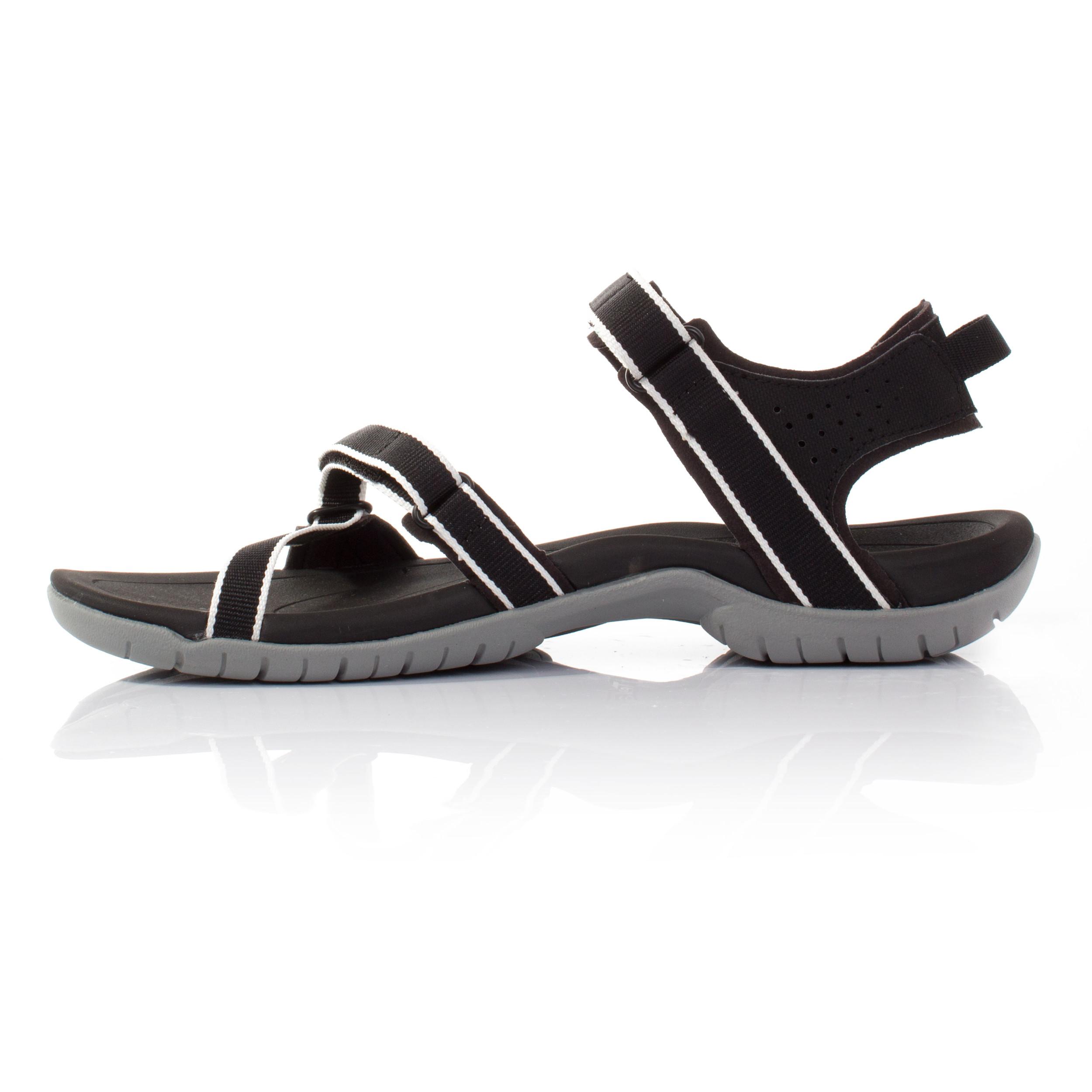 Original Teva Womens Black Original Universal Sandal 1003987 | TOWER London