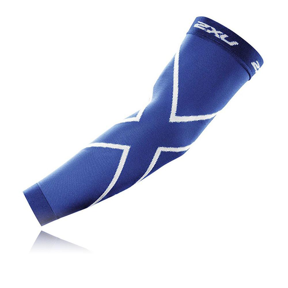 BLITZU Calf Compression Sleeve Socks One Pair Leg Performance Support for Shin Splint & Calf Pain Relief. Men Women Runners Guards Sleeves for Running.