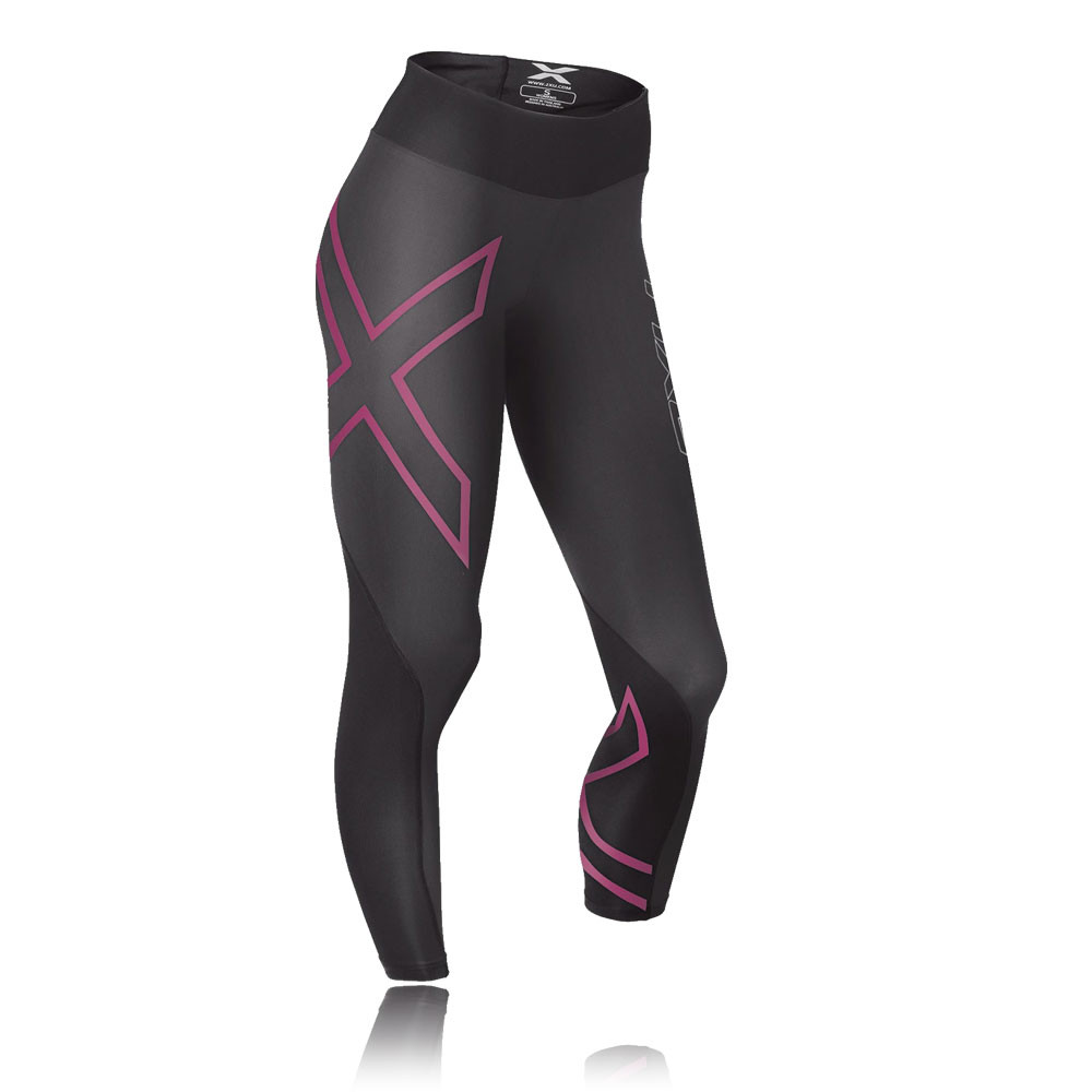 Awesome Preferred Tights Pants Black 2Xu Women39S Compression 3 4 Womens