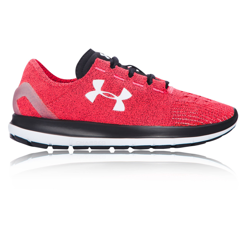 New Under Armour Charge Rc 2 Pip Running Shoe In Pink Pink Metallic
