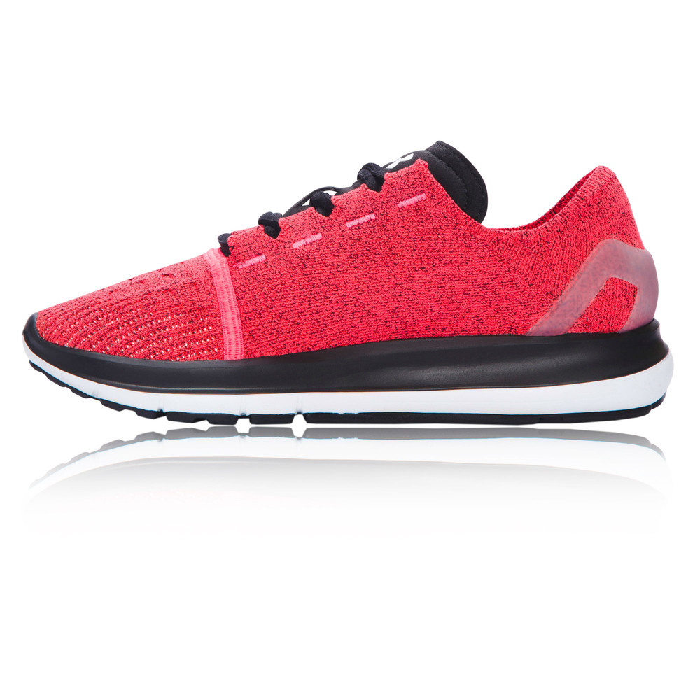 Fantastic Under Armour W Speedform Apollo Vent Black Pink 2015 Womens Running