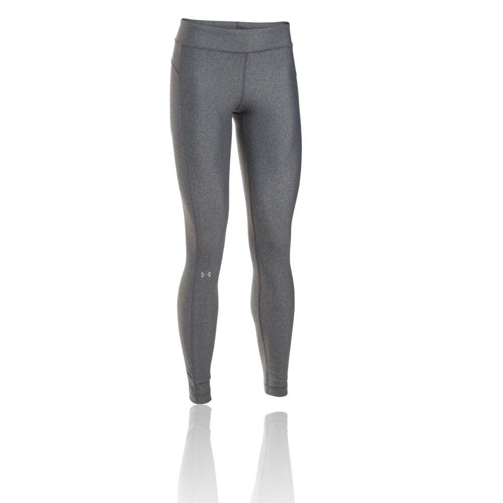 Excellent Under Armour Coldgear Womens Blue Compression Running Gym Long Tights