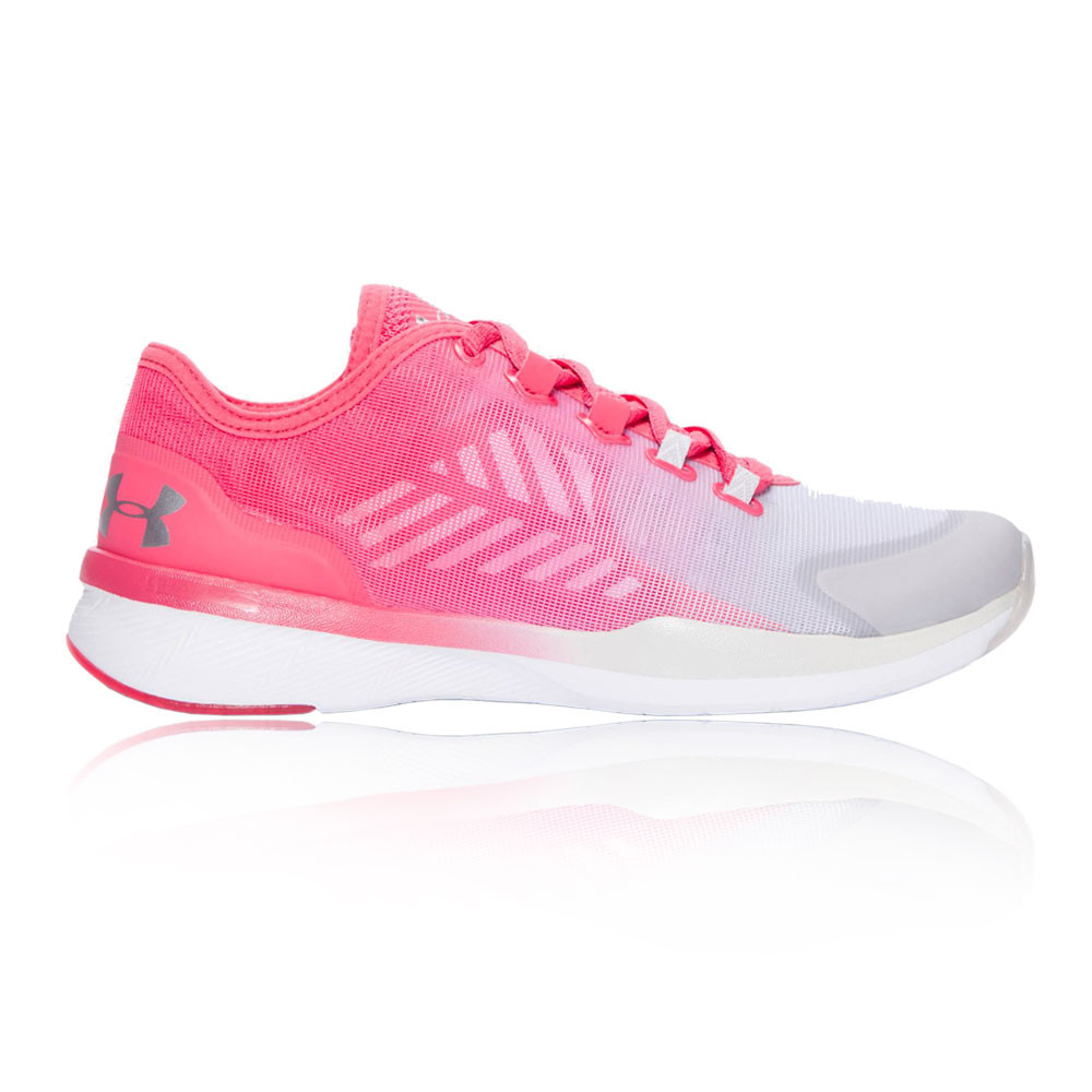 Navy Blue Under Armour Shoes Women