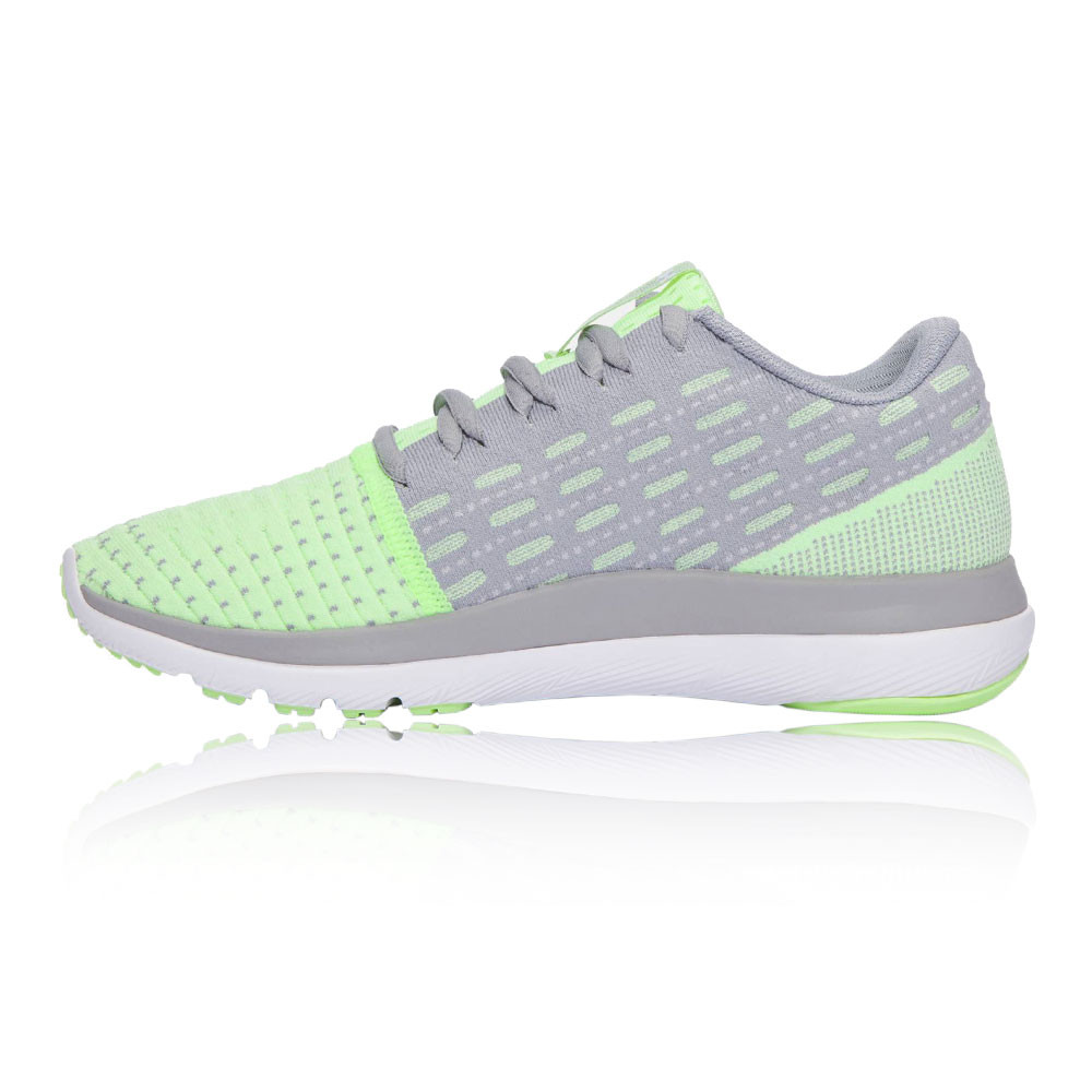 Under-Armour-Speedchain-Womens-Grey-Cushioned-Training-Sports-Shoes-Trainers