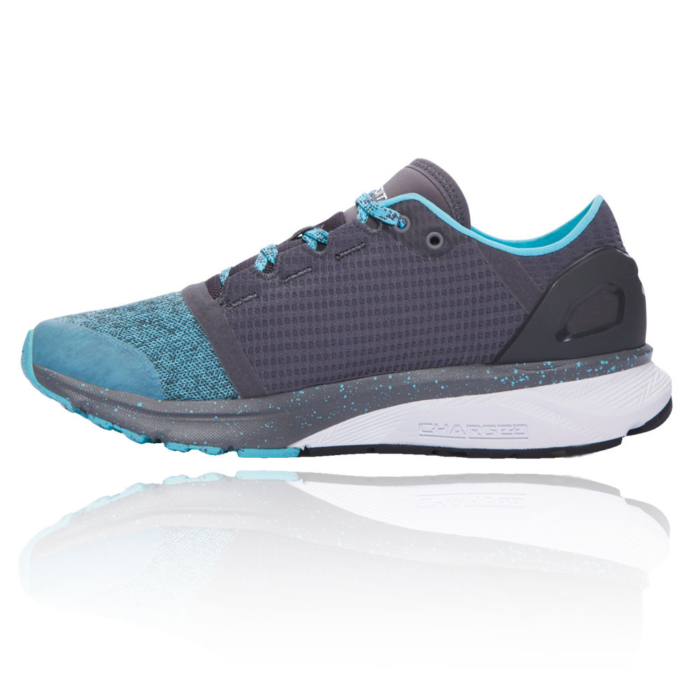 Womens Under Armour Running Shoes Black
