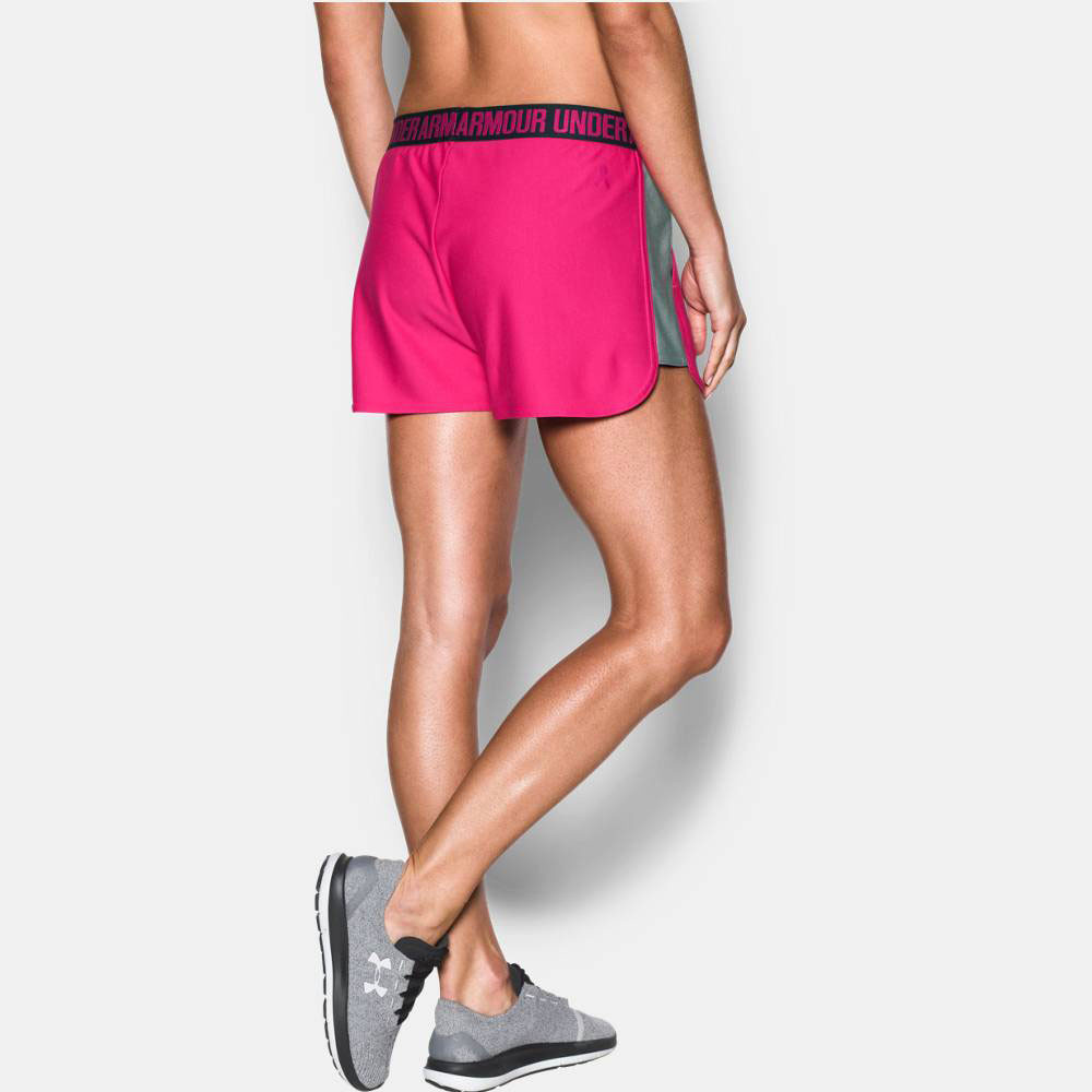 under armour play up damen trainingshose kurze hose. Black Bedroom Furniture Sets. Home Design Ideas
