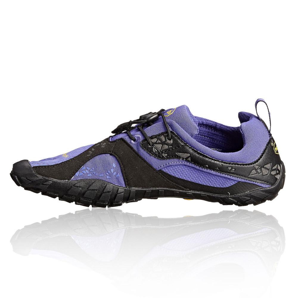 vibram fivefingers spyridon mr womens purple black trail