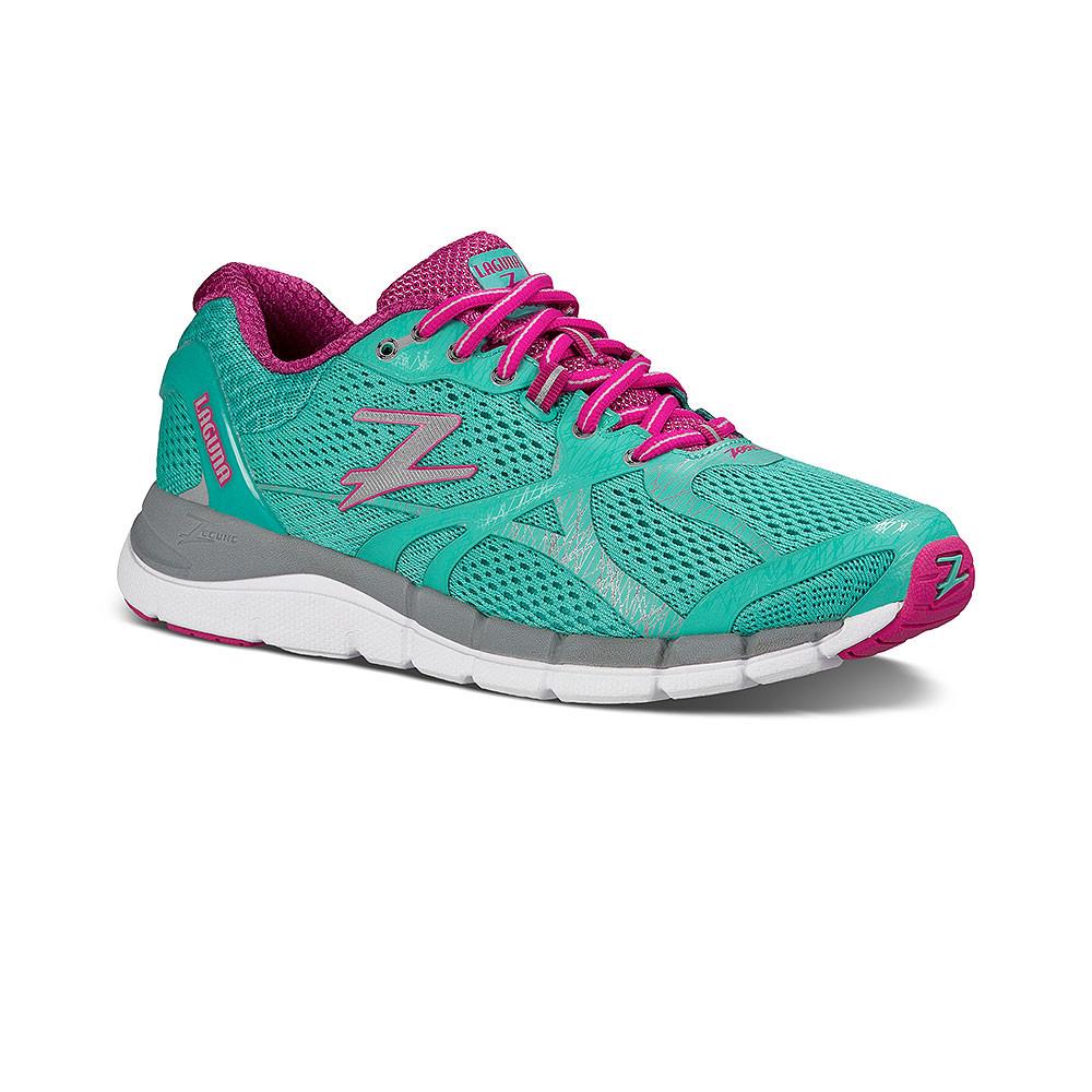 Zoot-Laguna-Mujer-Seamless-Acolchado-Running-Deporte-Zapatos-Zapatillas-Correr